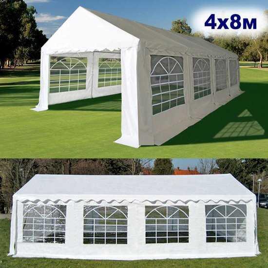 Садовый шатер 4x8м AFM - 1548 фото