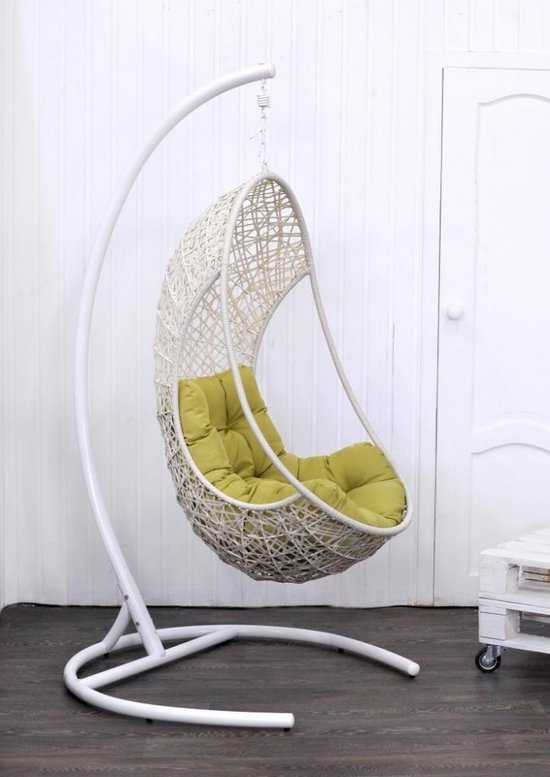 Подвесное кресло Lite + каркас фото