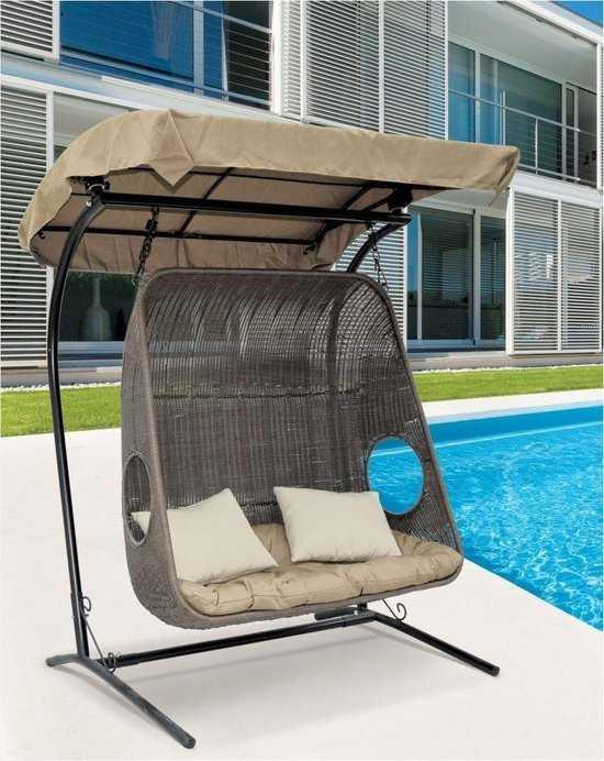 """Подвесное кресло для двоих """"Canopy"""" фото"""