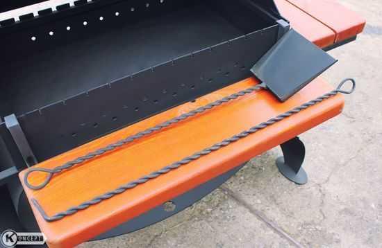Набор для мангала Кочегар НдМ фото