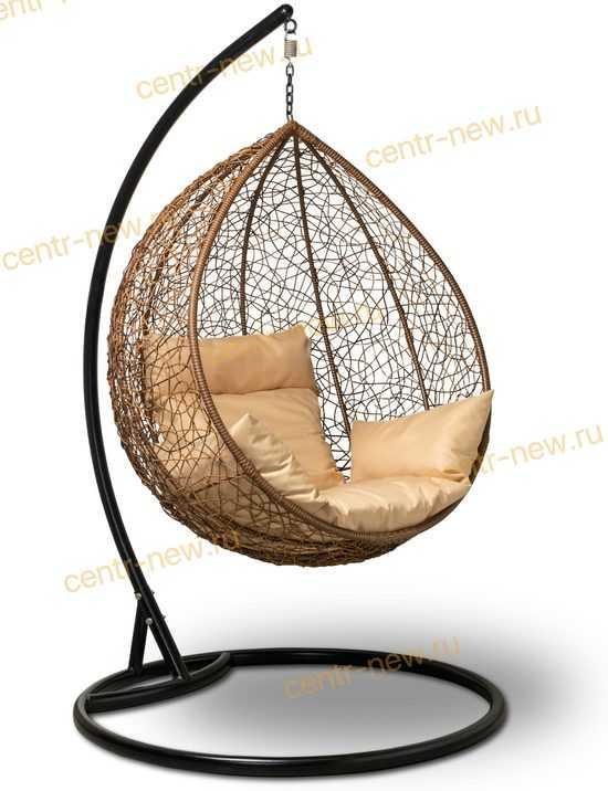 Подвесное кресло SEVILLA + каркас фото