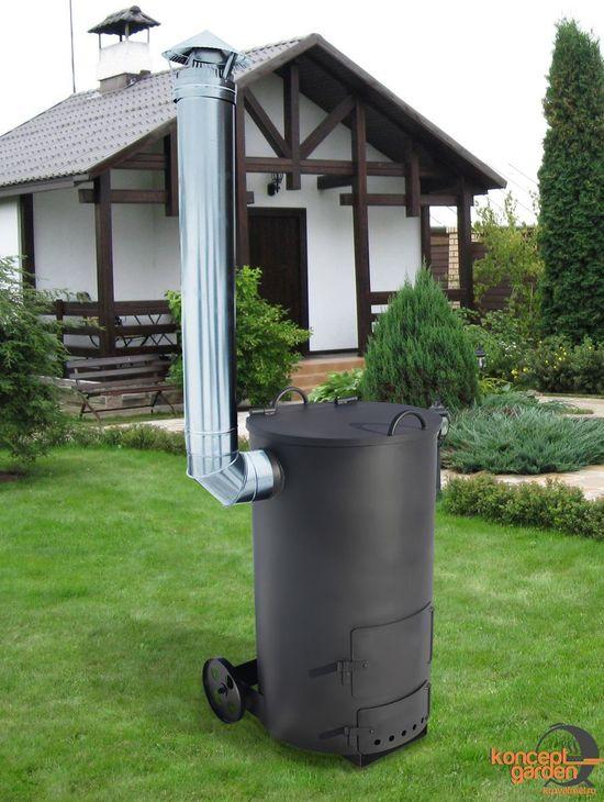 Утилизатор садового мусора УСМ-1 фото