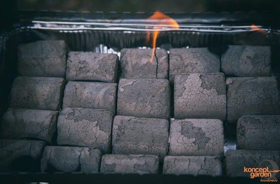 Фото №4 Брикеты из древесного угля