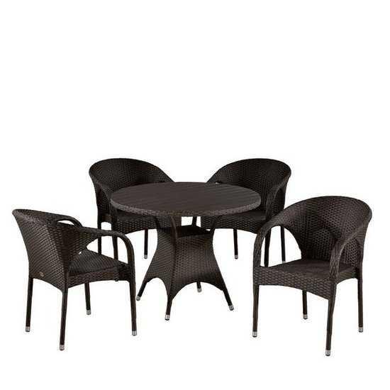 Комплект мебели Рабат фото