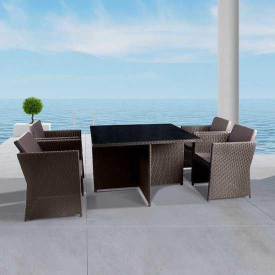 Комплект мебели Катар фото