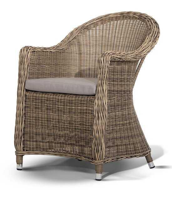 Кресло Равенна из искусственного ротанга фото