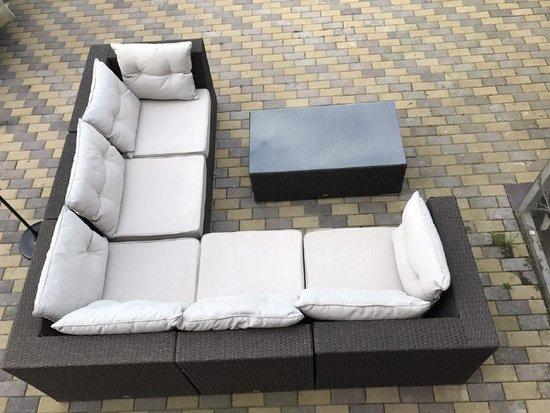 Фото №9 Комплект мебели из искусственного ротанга ИБИЦА