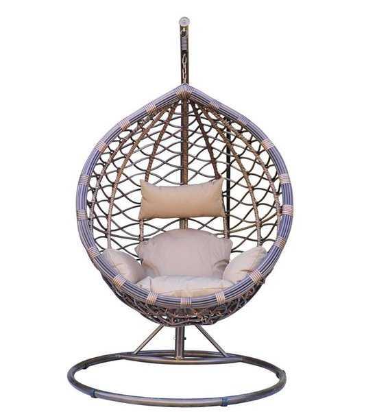 Подвесное кресло KVIMOL КМ 1034 большая корзина фото