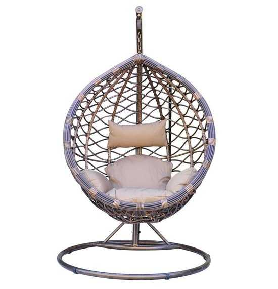Подвесное кресло KVIMOL КМ 1034 средняя корзина фото
