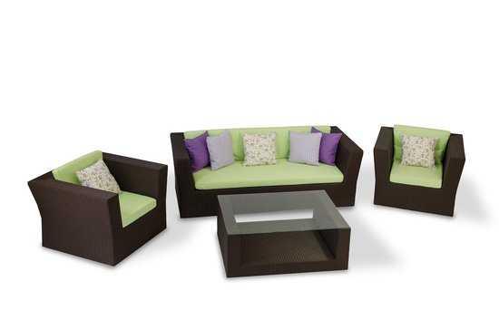 Фото №2 Комплект мебели для отдыха МЕРИБЕЛЬ