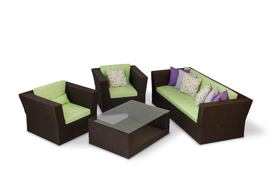 Фото №3 Комплект мебели для отдыха МЕРИБЕЛЬ