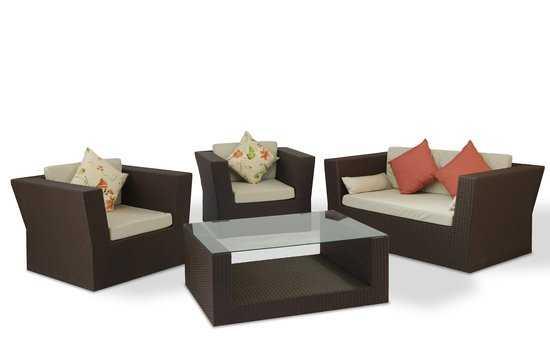 Фото №15 Комплект мебели для отдыха МЕРИБЕЛЬ