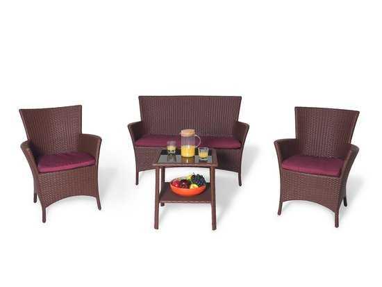 Фото №4 Комплект мебели для отдыха КАПРИ