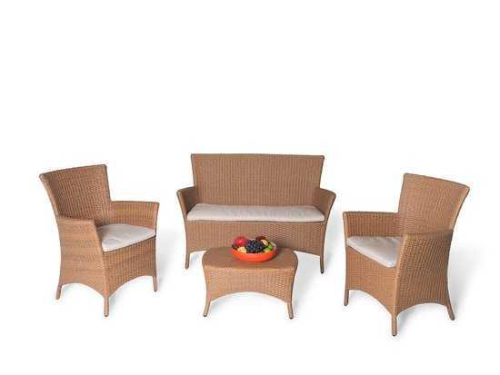 Фото №11 Комплект мебели для отдыха КАПРИ
