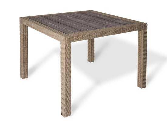 Обеденный стол КАПРИ (квадратный) фото