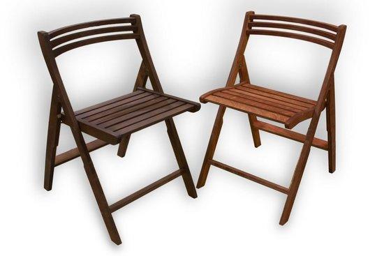 Фото №3 Деревянный стул ЛЕТО