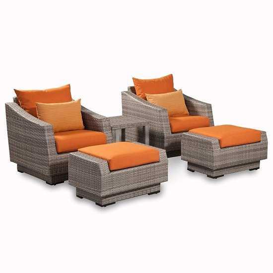 Фото №3 Комплект мебели для отдыха ТРЕНТИНО
