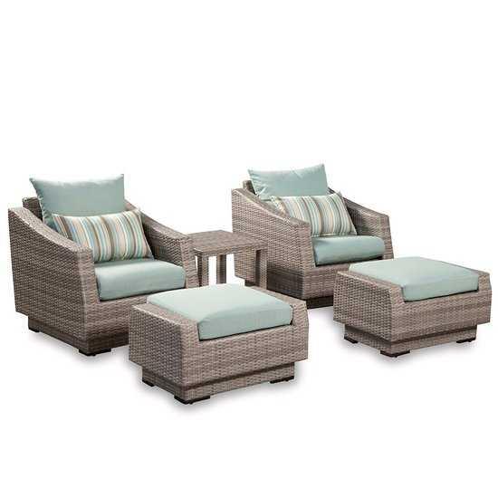 Фото №2 Комплект мебели для отдыха ТРЕНТИНО