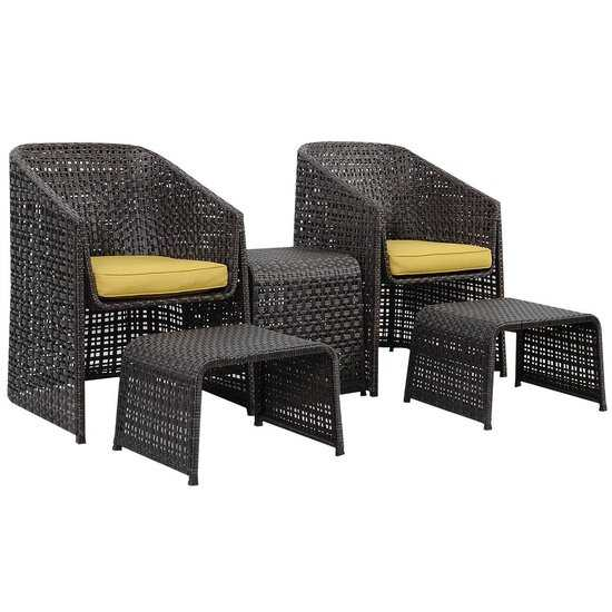 Фото №6 Комплект мебели для отдыха ЛУИЗИАНА