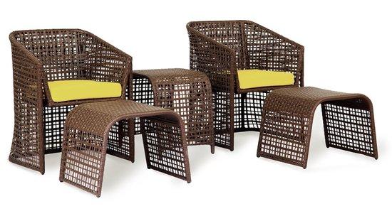 Фото №4 Комплект мебели для отдыха ЛУИЗИАНА