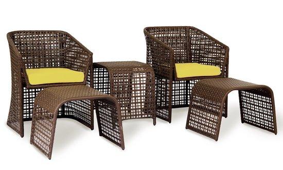 Фото №5 Комплект мебели для отдыха ЛУИЗИАНА