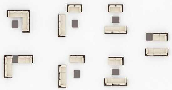 Фото №6 Комплект мебели (угловой) НЬЮ-ЙОРК