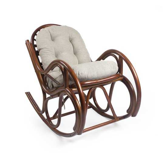 Bella кресло-качалка JC-3065 фото