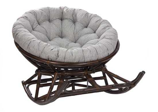 Papasun кресло-качалка на полозьях MI-005 фото