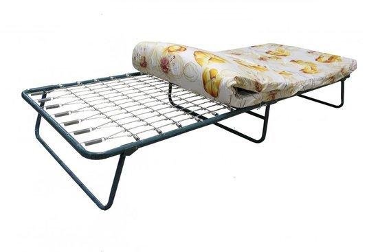 Кровать раскладная MAGDA-Э (на сетке) с матрасом поролоновая крошка фото