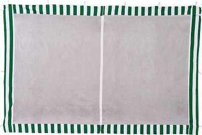 4130 Стенка зеленая с москитной сеткой  фото