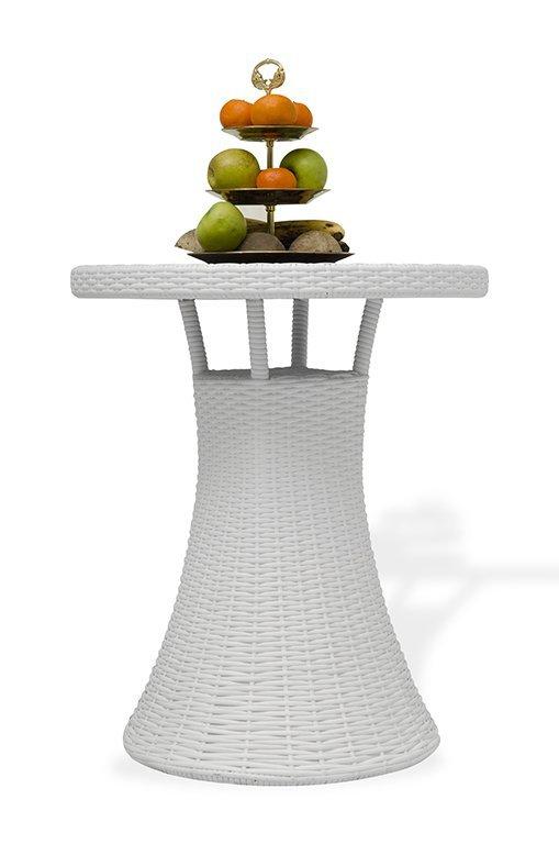 Фото №4 Стол круглый кофейный диаметр 70 см
