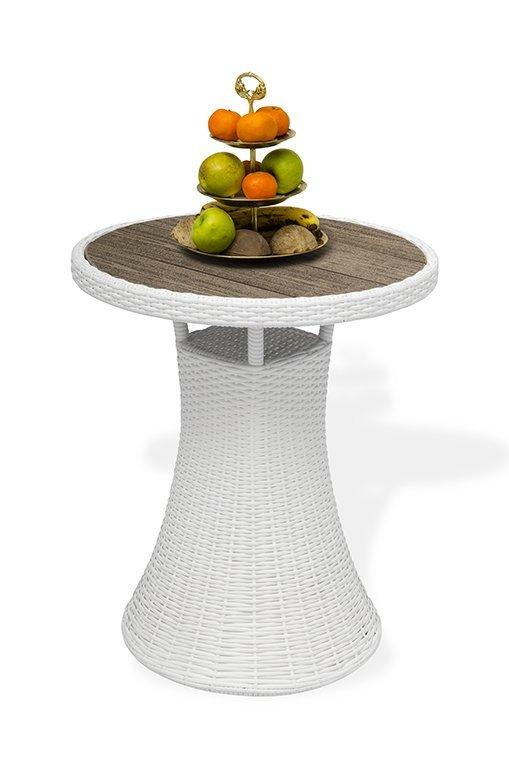 Фото №3 Стол круглый кофейный диаметр 70 см