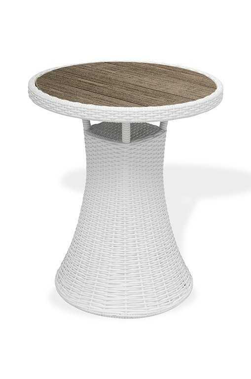 Фото №2 Стол круглый кофейный диаметр 70 см