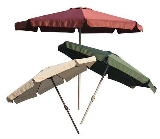 Садовый зонт ПРАГА фото