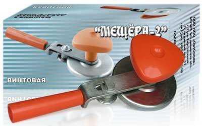 Машинка закаточная МЕЩЁРА-2 (винтовая) фото