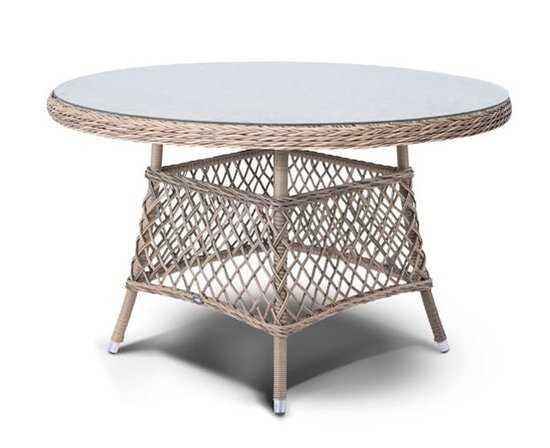Обеденный стол Асти (круглый) фото