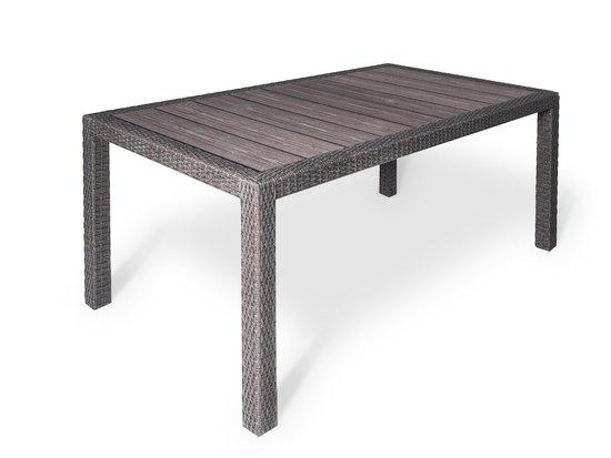 Обеденный стол КАПРИ (прямоугольный) фото