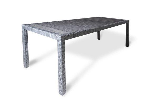Фото №7 Обеденный стол КАПРИ (прямоугольный)