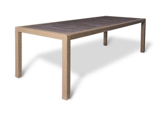 Фото №11 Обеденный стол КАПРИ (прямоугольный)