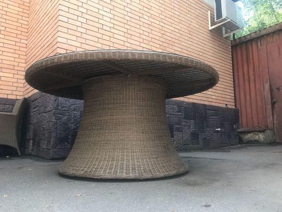 Фото №4 Обеденный стол РОЗА
