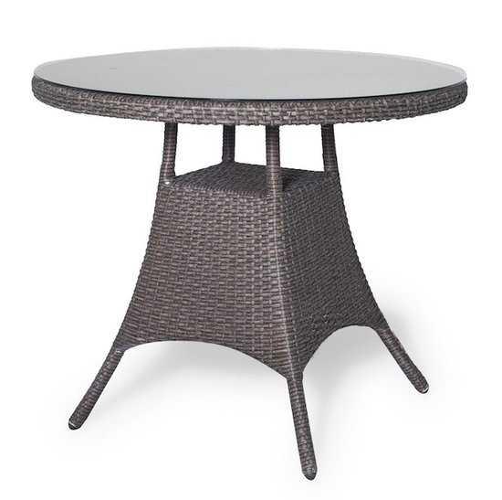 Обеденный стол Капри (круглый) фото
