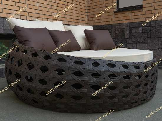 Фото №4 Лежак-кровать КОЛУМБУС