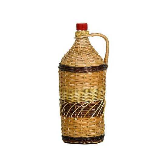 Бутылка 2л «Виноград» декор фото