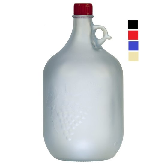 Цветная бутылка 5 л «Лоза» фото