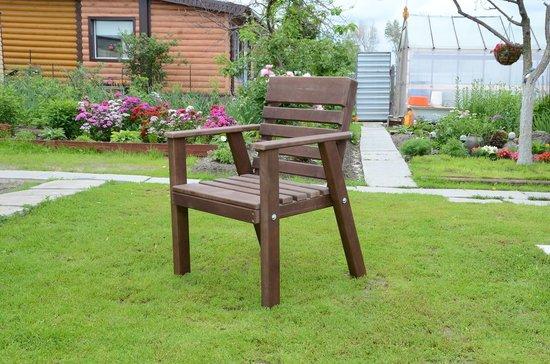 Фото №14 Садовое кресло КРЕОН