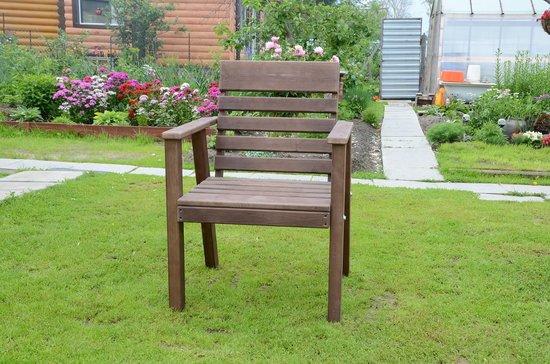 Фото №15 Садовое кресло КРЕОН