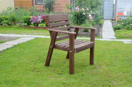 Фото №16 Садовое кресло КРЕОН