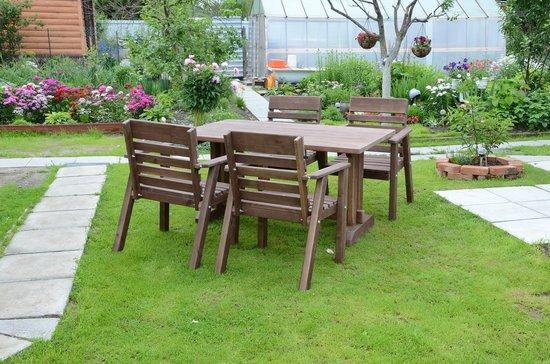 Фото №5 Комплект садовой мебели АИДА
