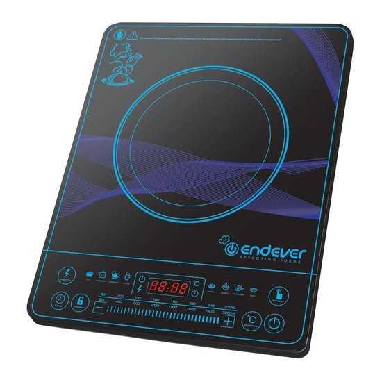 Плитка индукционная электрическая Endever Skyline IP-32 фото