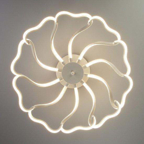 Фото №3 Светодиодный потолочный светильник 90095/10 белый